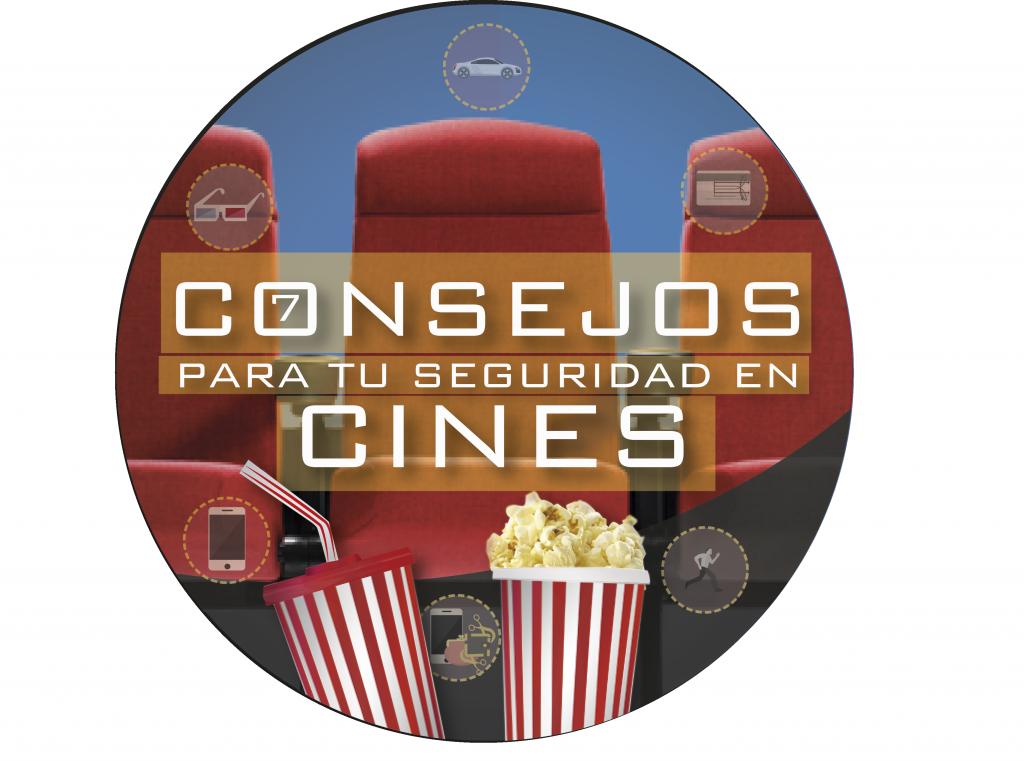 seguridad en cines