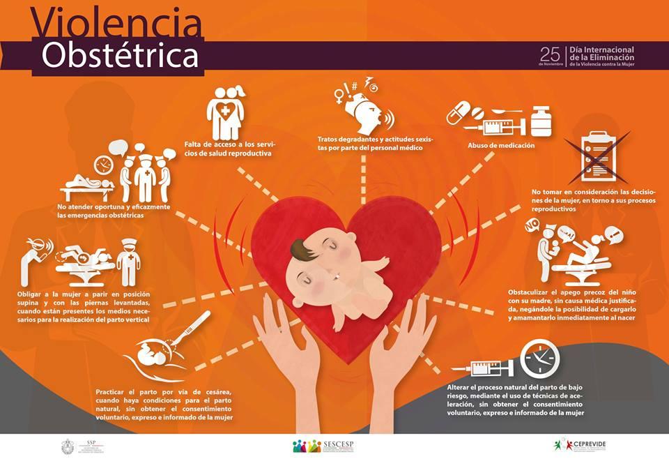 Infografia 2 Violencia Obstetrica