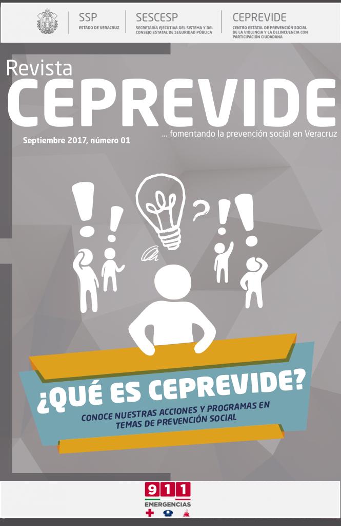 Primera Edición Revista CEPREVIDE